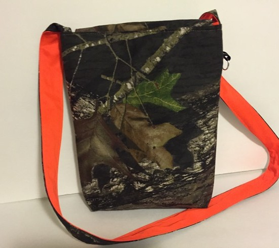 Bag 6 $30.00 Crossbody hunting bag